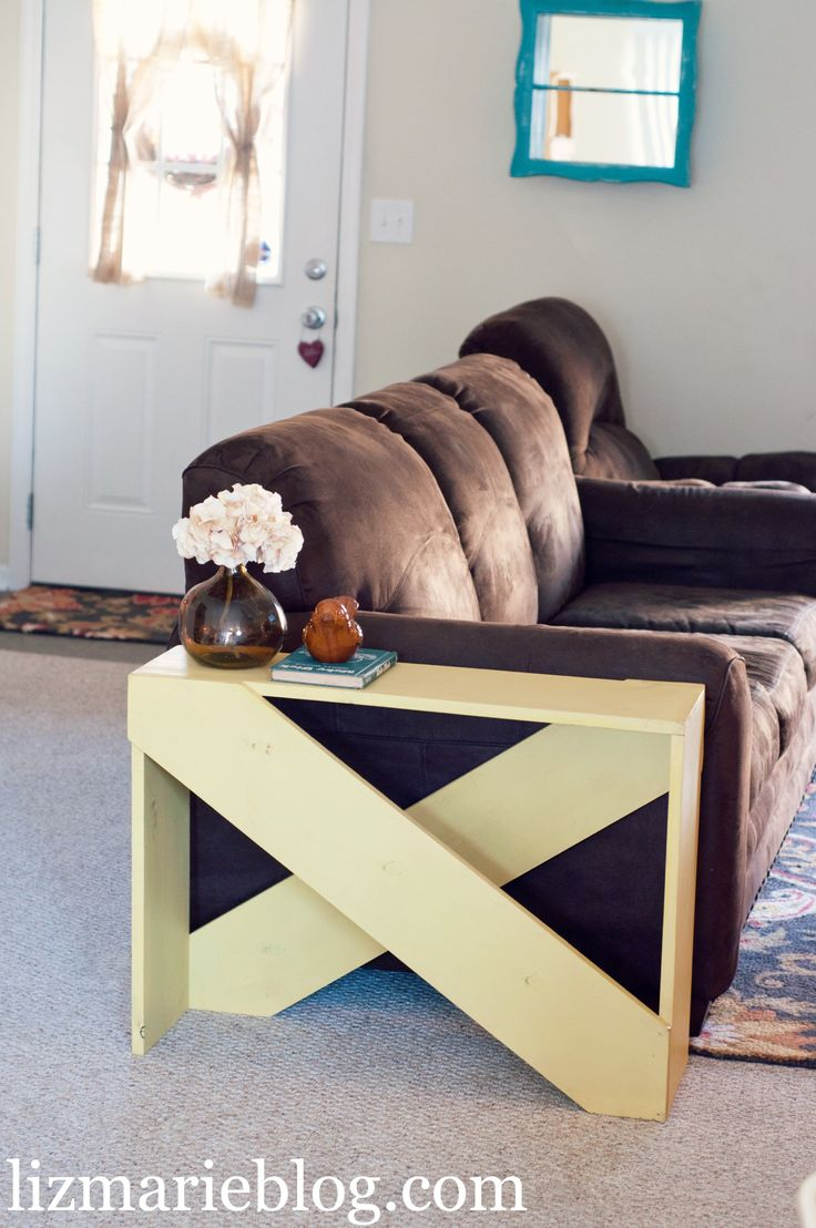 diy pallet end table - Google Search