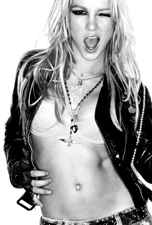 Britney For Blender Magazine.Photography By Rankin.