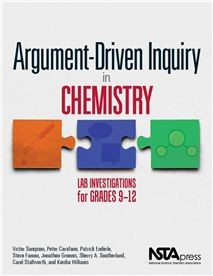 NSTA Science Store: argument-driven chemistry inquiry labs