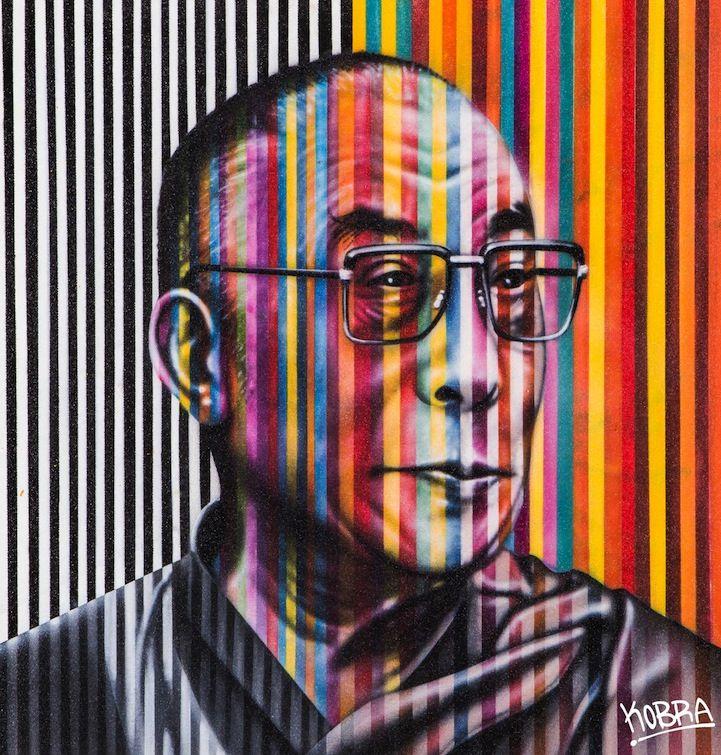 "Colorful Solo Show Titled ""Peace"" by Eduardo Kobra - My Modern Metropolis"