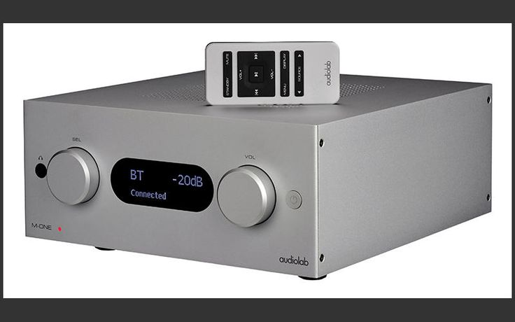 Audiolab packs a lot into this entertaining and well-equipped amplifier