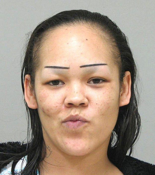Bilderesultat for wtf eyebrows