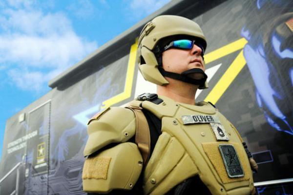 TALOS, una armadura líquida de combate digna de Iron Man - Cuaderno de Ciencias