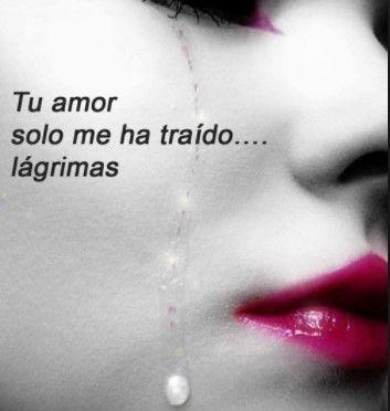imagenes de tristeza y dolor por amor de mujer