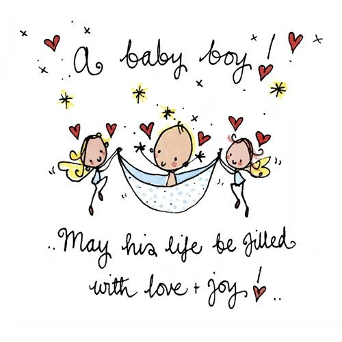 152 best Baby Wishes images on Pinterest Birthdays - congratulation for the baby boy