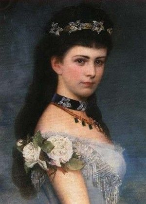 Elisabeth of Austria (24 December 1837 – 10 September 1898) was the spouse of Franz Joseph I, and therefore both Empress of Austria and Queen of Hungary. She also held the titles of Queen of Bohemia and Croatia, among others. From an early age, she was called Sisi by family and friends.