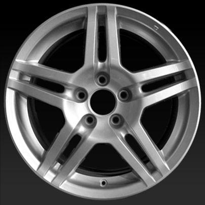 "Acura TL wheels for sale 2007-2008. 17"" Silver rims 71762 - http://www.rtwwheels.com/store/shop/17-acura-tl-wheels-for-sale-silver-71762/"