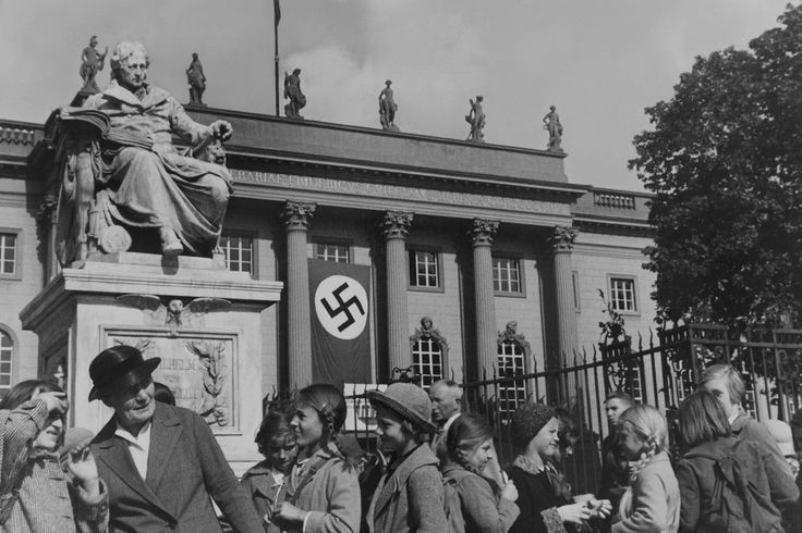 The Nazi who infiltrated the National Geographuc - Douglas Chandler