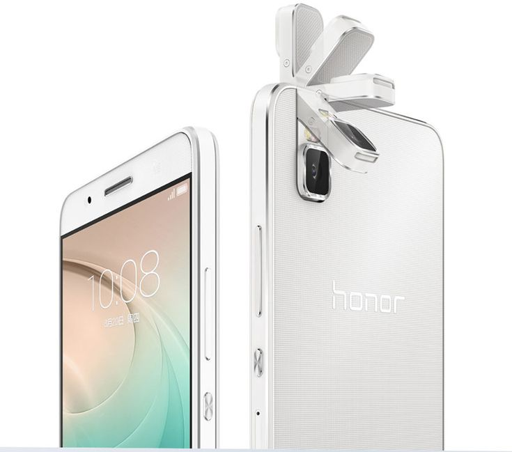 Huawei Honor 7i with 13MP flip camera, Snapdragon 616 announced