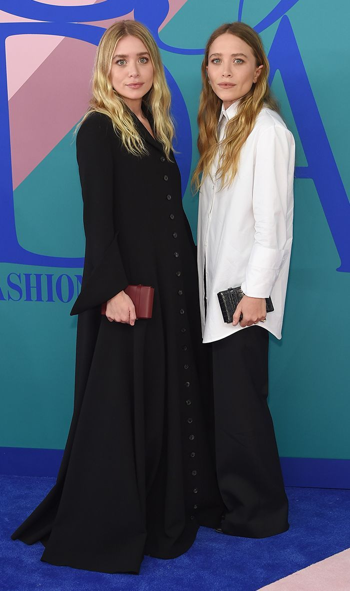 It's Official: Mary-Kate and Ashley Olsen Always Wear This Easy Outfit Combo via @WhoWhatWear