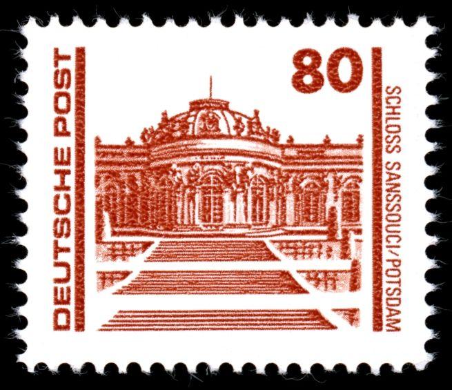 Ddr 1990 Schloss Sanssouci Bei Potsdam Brandenburg Potsdam Schloss Sanssouci Potsdam Potsdam Schloss