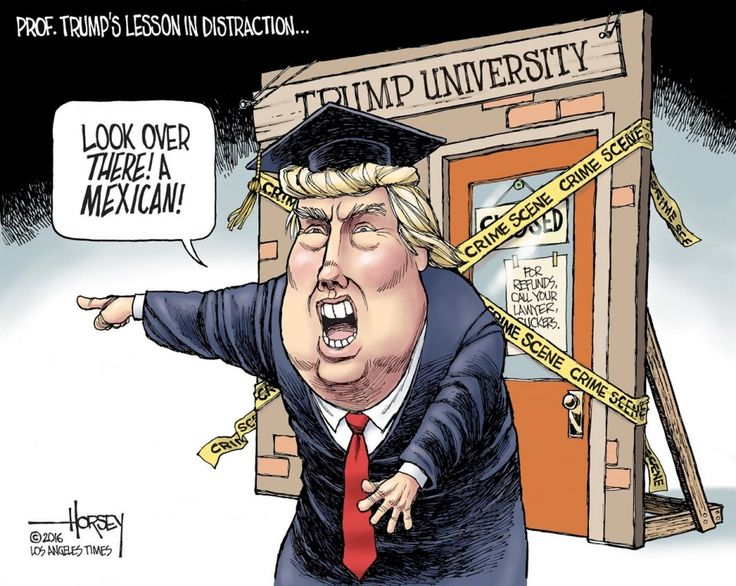 Trump gets flayed in 11 political cartoons over 'Mexican' judge comment