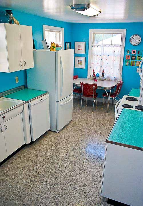 Brian Keri 39 S Happily Ever After 7 000 Kitchen Remodel Galley Style Kitchen