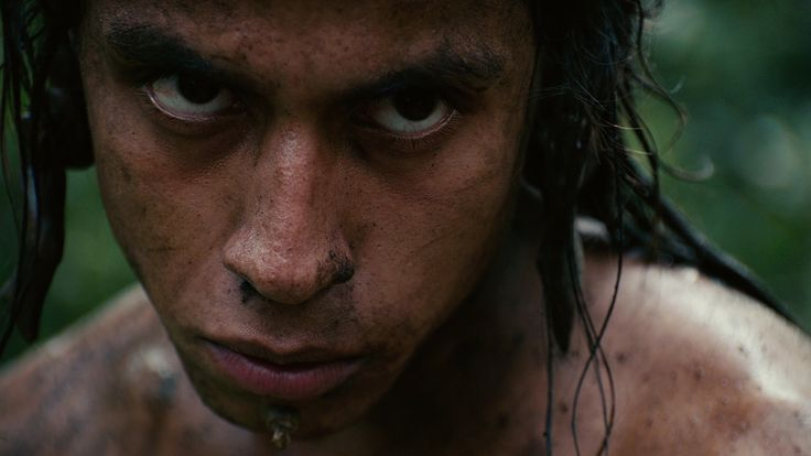 Rudy Youngblood as Jaguar Paw
