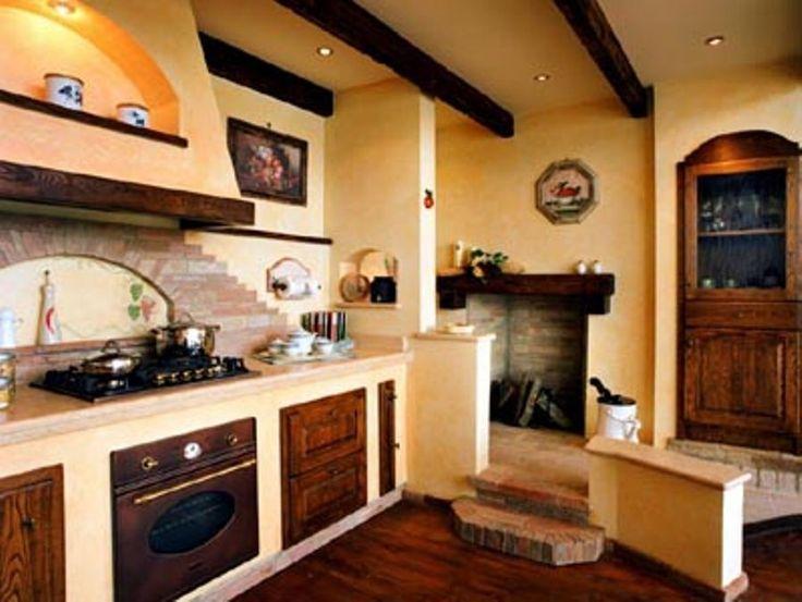 Oltre 1000 idee su cucina in muratura su pinterest cucina lungo piccole cucine e mobiletti di - Cucine finte muratura ...