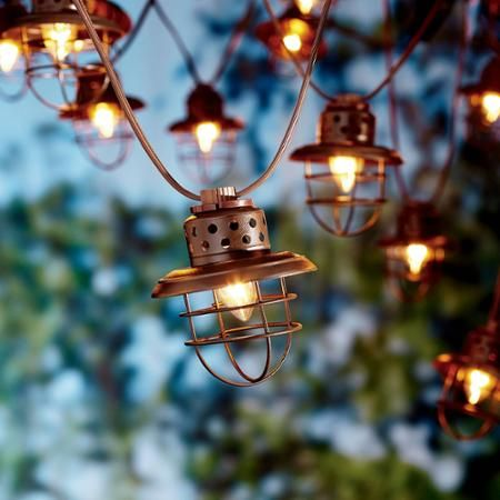 String Of Lantern Lights : 1000+ ideas about Lantern String Lights on Pinterest String lights, Lantern lighting and ...