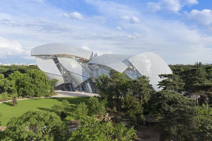 Fondation Louis Vuitton – Paris, France