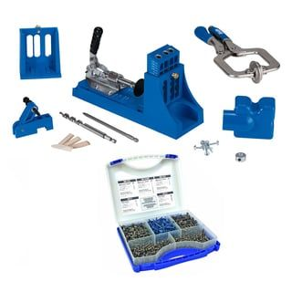 Shop for Kreg K4MS Jig Master System with Pocket Hole Screw Joinery Kit. Get free shipping at Overstock.com - Your Online Tools Outlet Store! Get 5% in rewards with Club O! - 19511610