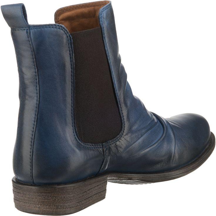 Paul Vesterbro  Chelsea Boots  petrol