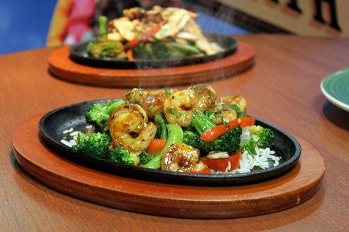 Applebee's Copycat Recipes: SIZZLING ASIAN SHRIMP and BROCCOLI