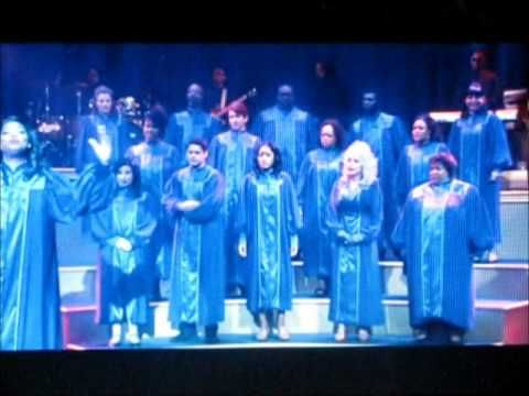 Joyful Noise (man in the mirror & final performance)