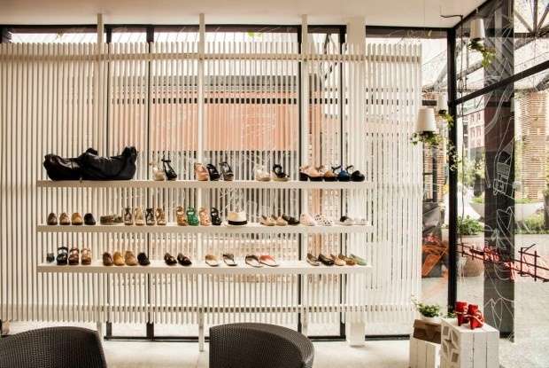 Kathryn Wilson designer shoe boutique
