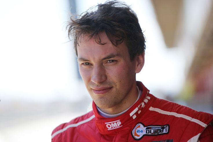 Christian Engelhart (GER), Porsche Mobil 1 Supercup Test Barcelona