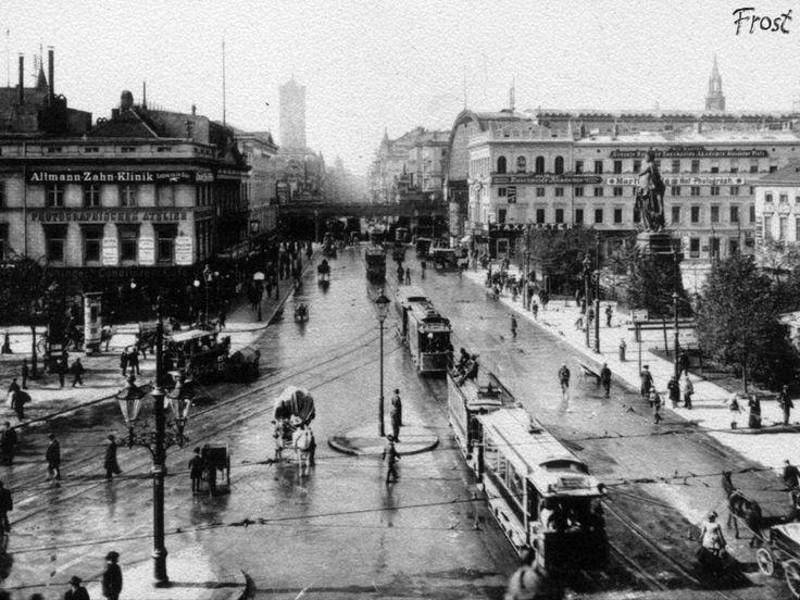 Alexanderplatz 1904