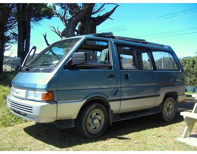Nissan Largo Super Saloon 4WD