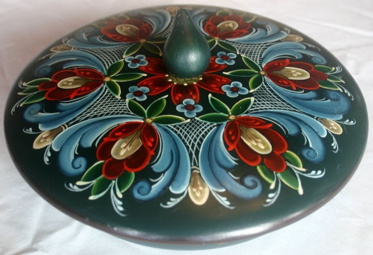 Imagine a round marzipan cake with something like this painted on the top....