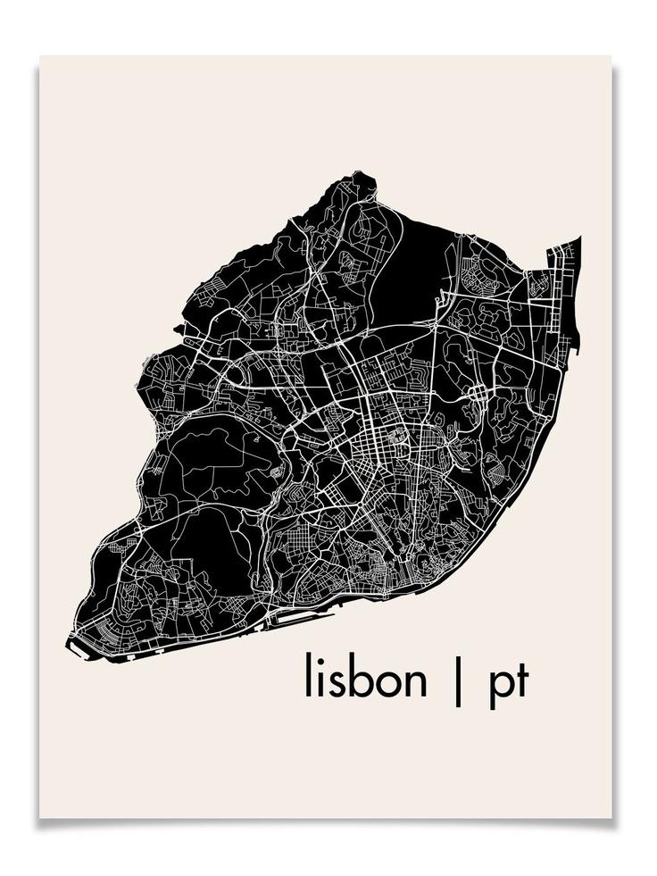 Best Lisbon Portugal Images On Pinterest Lisbon Portugal - Lisbon portugal neighborhoods map