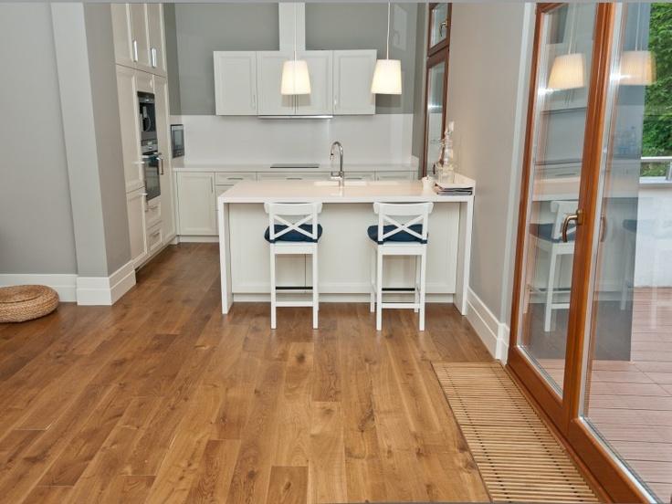 Otwarta kuchnia - sposób na zachowanie przestrzeni
