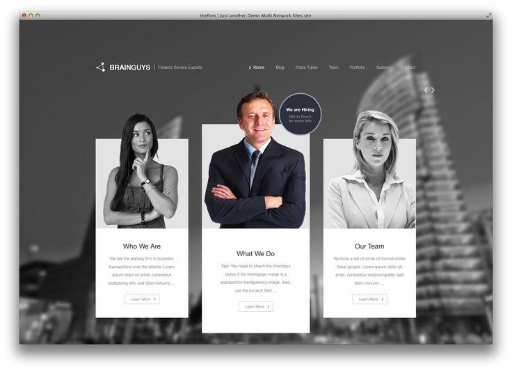 Brainguys - Creative Business Theme