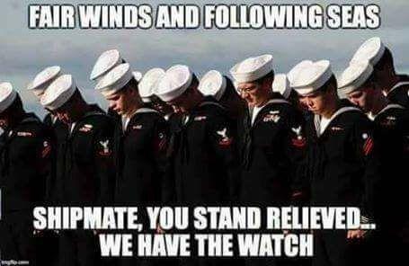 prayers for the fallen USS Fitzgerald 7