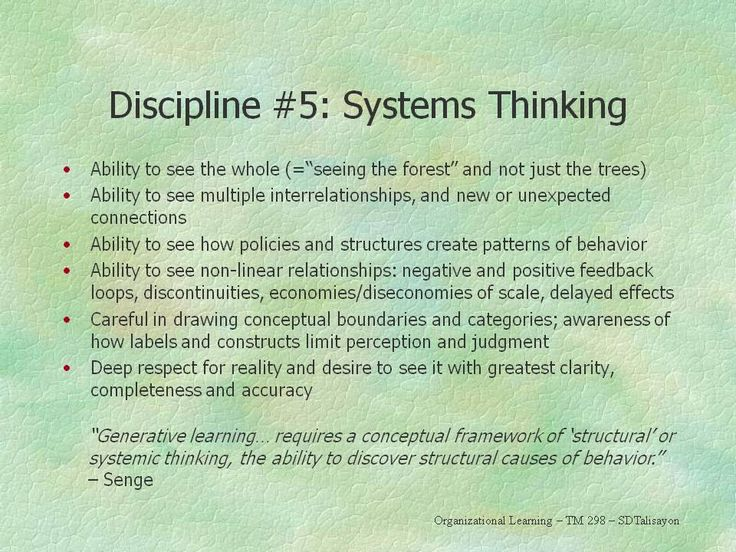 systems thinking (With images)   Systems thinking, Systems theory, Reflective learning