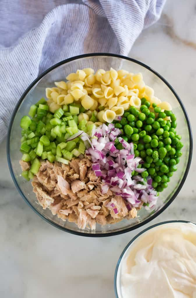 Tuna Pasta Salad Recipe Tuna Pasta Salad Recipes Tuna Pasta Salad Healthy Pasta Salad Recipes