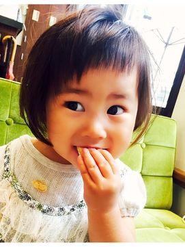 子供 髪型 女 ボブ - Yahoo!検索(画像)