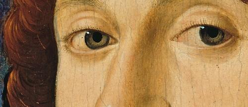Antonello da Messina (1430-1479), detail