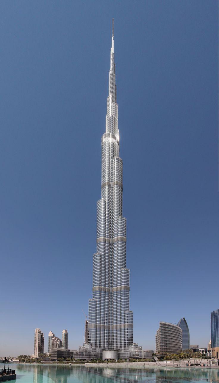Top Ten Tallest Buildings