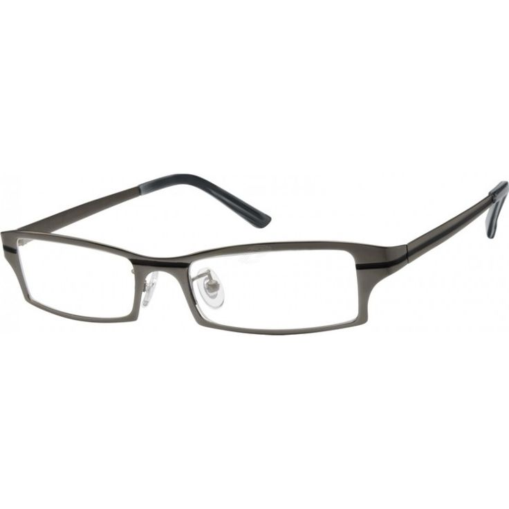 Eyeglass Frames For Narrow Bridge : A medium narrow rectangular, full-rim hypoallergenic ...