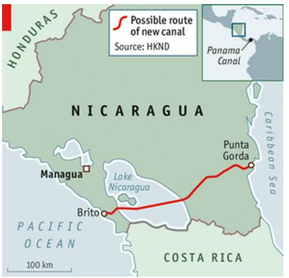 Nicaragua's Canal: Digging For Truth