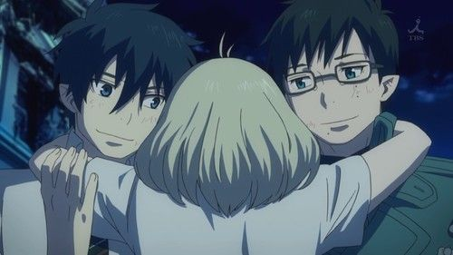 Imagem de anime, ao no exorcist, and rin okumura