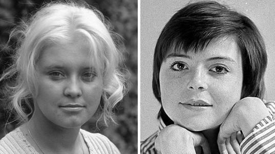 Valérie Čižmárová a Jana Robbová. Dvě talentované české zpěvačky se smutným koncem.