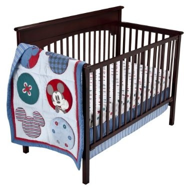 55 best images about nursery mickey minnie on for World crib bedding