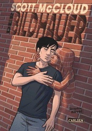 """Scott McCloud überzeugt in seinem Graphic Novel """"Der Bildhauer"""" so sehr, das es sogar ein, zwei Nebencharaktere weniger hätte geben können."""