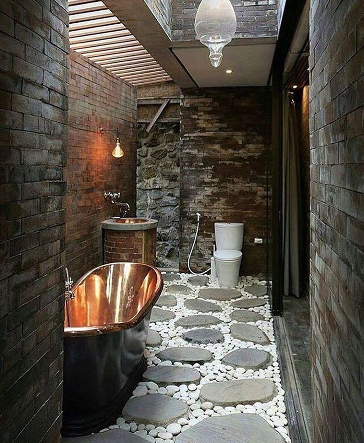 784 vind-ik-leuks, 14 reacties - Global Moodmakers (@globalmoodmakers) op Instagram: 'Unique Bathroom Design  Double tap if you want this! Be inspired by @globalmoodmakers  Photo by:…'