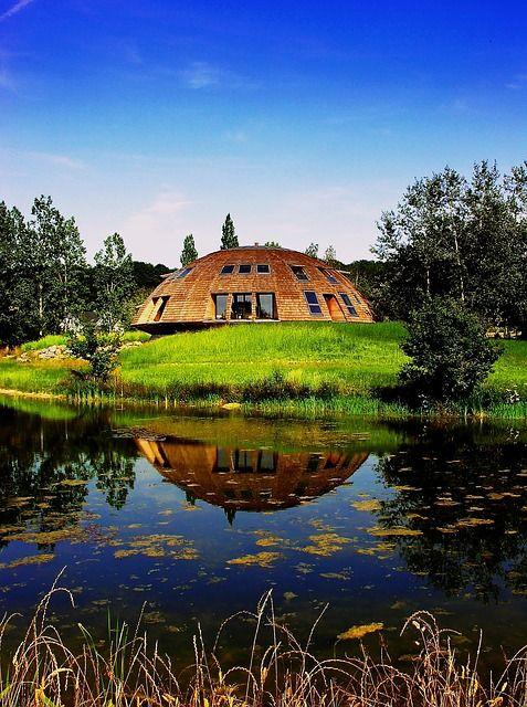 russia, landscape, scenic, pond, lake, water