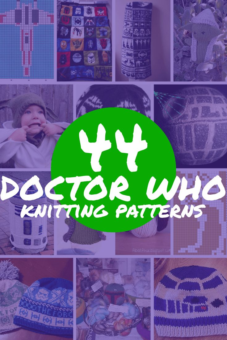 Unique Dr Who Knitting Patterns Images - Sewing Pattern for Wedding ...