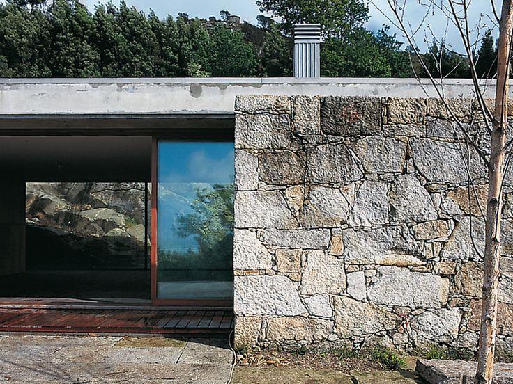 Casa Em Moledo, Eduardo Souta De Moura Portugal, 1991