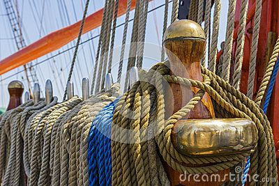Marine Ropes And Rigging - Download From Over 23 Million High Quality Stock Photos, Images, Vectors. Sign up for FREE today. Image: 41112135